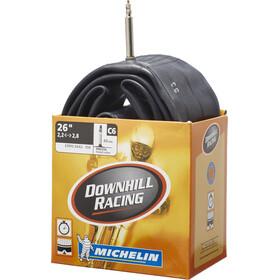 """Michelin C6 Downhill Racing Fahrradschlauch 26"""" schwarz"""